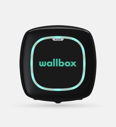 Купить Зарядная станция для электромобиля Wallbox Pulsar Type 1 | 7,4kW | с кабелем 5м (черный) в интернет-магазине умной техники ALLSMART в Минске